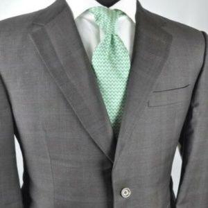 Burberry London Modern 2Btn Suit Jacket 40 R